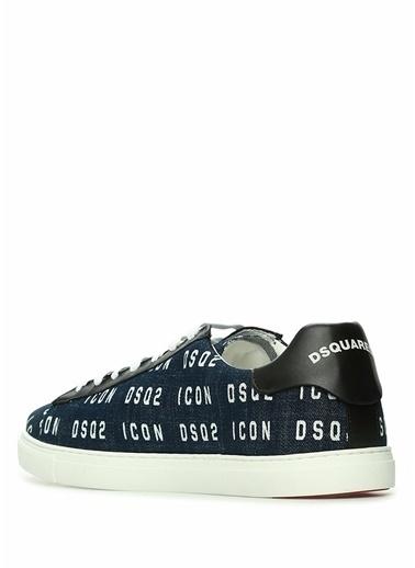 Dsquared2 Sneakers Mavi